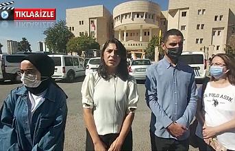 Urfa'da eziyet istismarda bulunan babanın mahkemesi görüldü