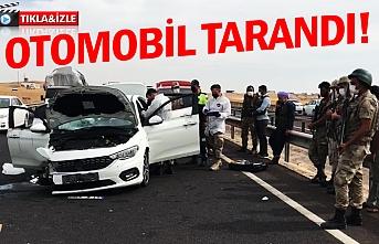 Urfa'da otomobile silahlı saldırı: Baba öldü, oğlu yaralandı