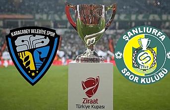 Urfaspor'da gözler kupa maçına çevrildi