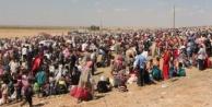 5 Bin Suriyeli geçiş yaptı