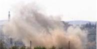 ABD Türkiye sınırını bombaladı