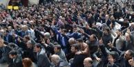 Acı katliam Urfa'da kınandı