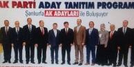 AK adaylar Urfalılarla buluşuyor