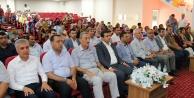 Ak parti Eyyübiye il danışma toplantısı yapıldı