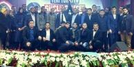 AK Parti Karaköprü Gençlik Kolları, Eriş'e emanet