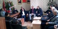 Aksoy'a ziyaretler devam ediyor