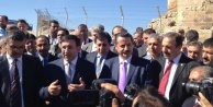 Ankara'da Urfa'nın yatırımlarını açıkladı...