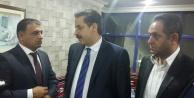Bakan Çelik'ten Urfaspor'a tam destek