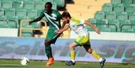 Bursa-Urfa maçında tek gol vardı...