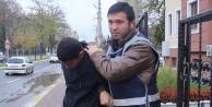 Çakma polisler yakalandı