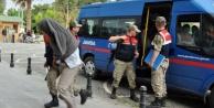 Ceylanpınar'da 12 kişi tutuklandı