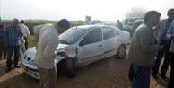 Ceylanpınar'da kaza: 1 ölü