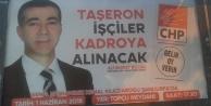 CHP Urfa örgütünden büyük hata!