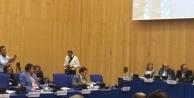 Ekinci, UCLG-MEWA'da Eyyübiye'yi temsil etti