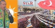 Erdoğan; Sandığın rengi Urfa'da belli olmuştur