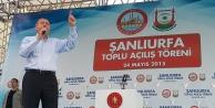 """Erdoğan: """"Urfa, Türkiye'nin gururu olacak"""""""