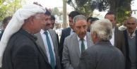 Eyyüpoğlu, esnafın sorunlarını dinledi