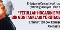Fidan, Erdoğan'ı nasıl kurtardı...