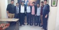 Genel Başkan'dan Urfa teşkilatına ziyaret
