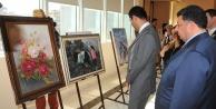 GESAM üyeleri Urfa'da sergi açtı