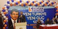 Güvenç,Viranşehir'de sert konuştu...