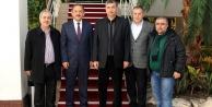 Güvenç Urfaspor'a destek için Kayseri'de