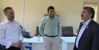 HDP'den resmi kurumlara ziyaret