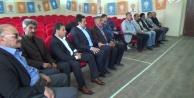 Hilvan Ak Parti Meclis Üyesi Adayları  Bir Araya Geldi