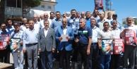 Hilvan'da Erdoğan'a Destek İçin Toplandılar