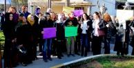 Hilvan'da Kadınlardan Protesto