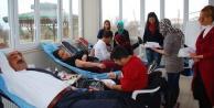 Hilvan'da Kan Bağışına Yoğun İlgi