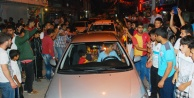 Hilvan'da Şampiyonluk Kutlaması Yol Kapattırdı