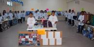 Hilvan'da TÜBİTAK 4006 Bilim Fuarı