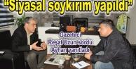 İbrahim Ayhan ile çok özel röportaj