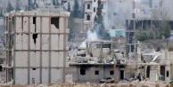 IŞİD, yıkılmayan evleri yakıyor