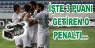 Karşıyaka-Urfaspor maçının özet görüntüsü