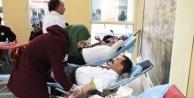 Kan Bağışında bulundu...