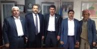 Karahan, Karakeçili'yi ziyaret etti