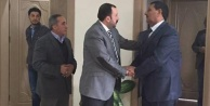 Karahan, Özyavuz'u ziyaret etti