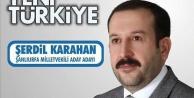 Karahan, teşekkür etti
