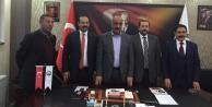 Karahan'dan Başkan Bayık'a ziyaret