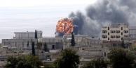 Kobani'deki IŞİD mevzileri bombalandı