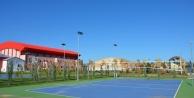 Modern spor tesisine dönüştürüldü