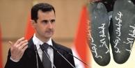 Muhalifler, Esad'ı ayaklar altına aldı