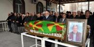 Öcalan'ın dayısı Gaziantep'te toprağa verildi