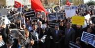 Operasyon Urfa'da protesto edildi