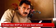 PKK  LİDERİ URFA'YI İSTİYOR...