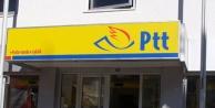 PTT'den 300 Bin TL çaldılar