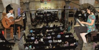 Reji Kilisesinde müzik ziyafeti