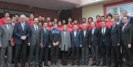 Samsunspor'a Bakan desteği!